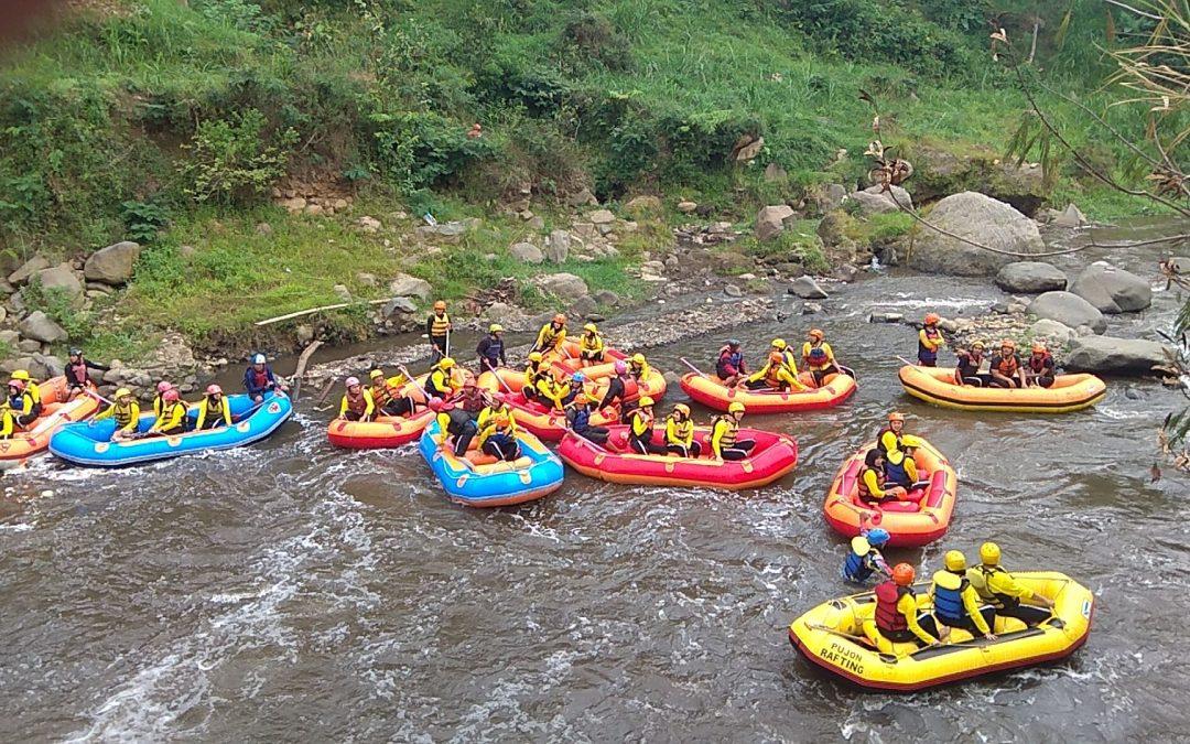 Wisata Rafting di Malang