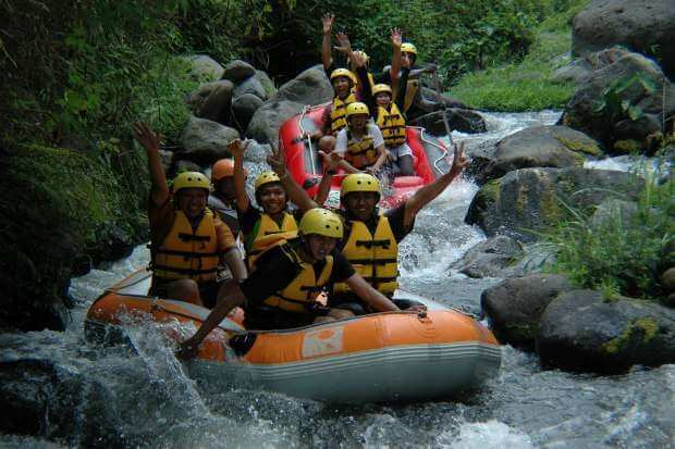 Rafting Recommended di Malang