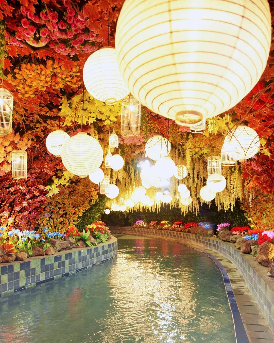 Wisata Di Malang Night Paradise